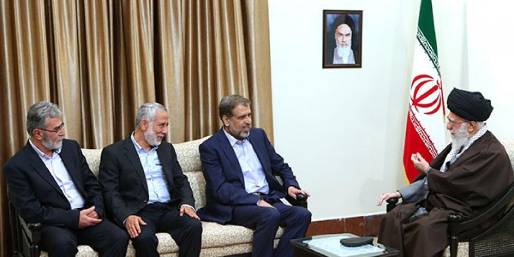 07cbcbc15bbac8ff3bc0e31fcd9bd3e0 XL - تحلیل محتوای دیدارهای جنبش جهاد اسلامی فلسطین با امام خامنهای