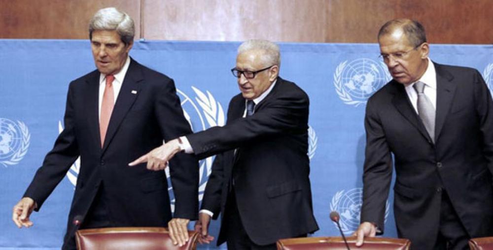 رویکرد آمریکا در قبال سوریه بعد از ژنو 2