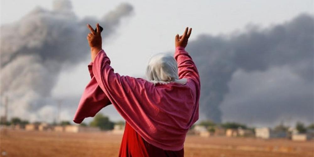 دوستان دیروز بارزانی، دشمن امروز مردم کوبانی