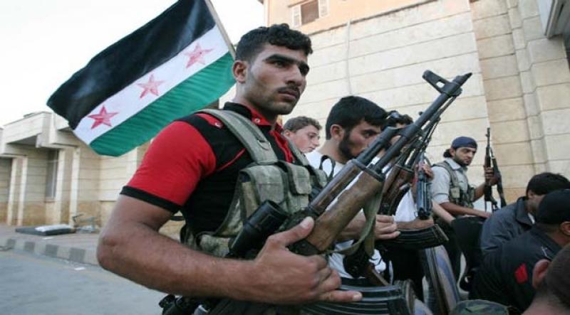 ارسال سلاح به سوریه
