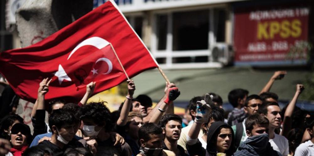 چالشهای فراسوی ترکیه در بازی چندگانه در کوبانی