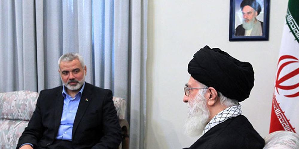 5031e263a4a258791d6306b2d3d9dbf6 XL - تحلیل محتوای دیدارهای سران جنبش حماس با امام خامنهای