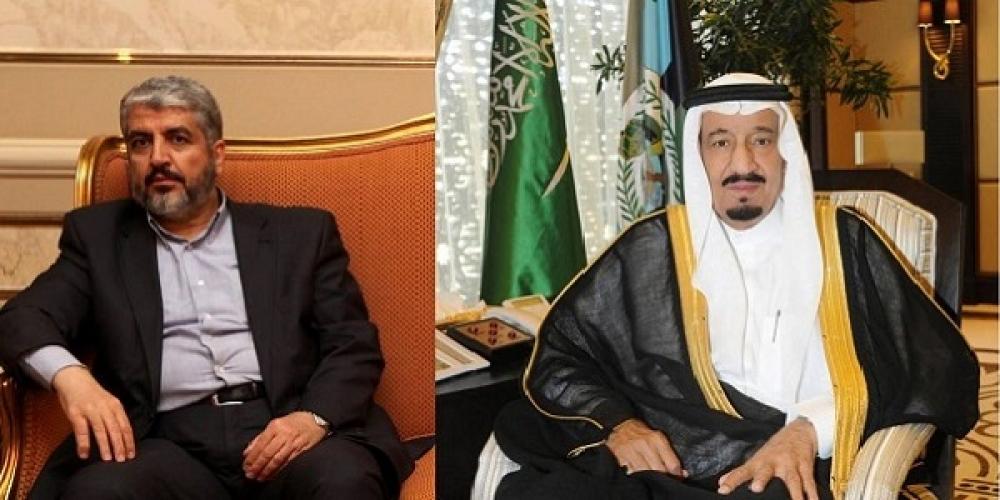 اهداف و پیامدهای سفر خالد مشعل به عربستان