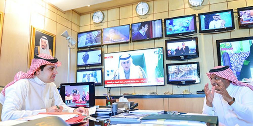 بررسی امپراطوری عظیم رسانهای آل سعود