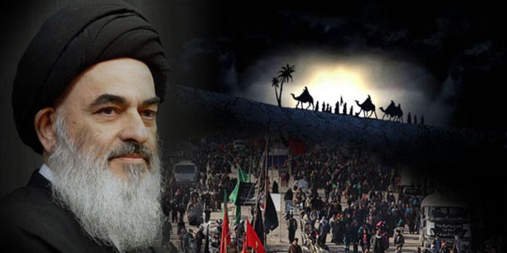 بررسی عملکرد جریان شیرازی در تجمع اربعین