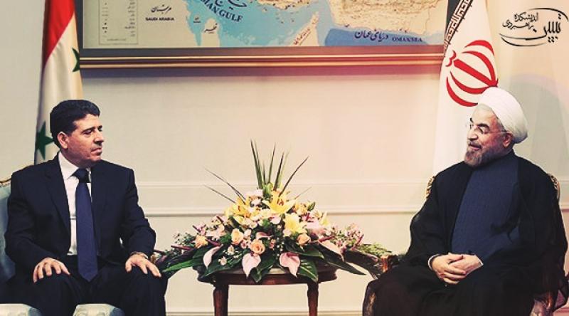 نقش ایران در حل بحران سوریه
