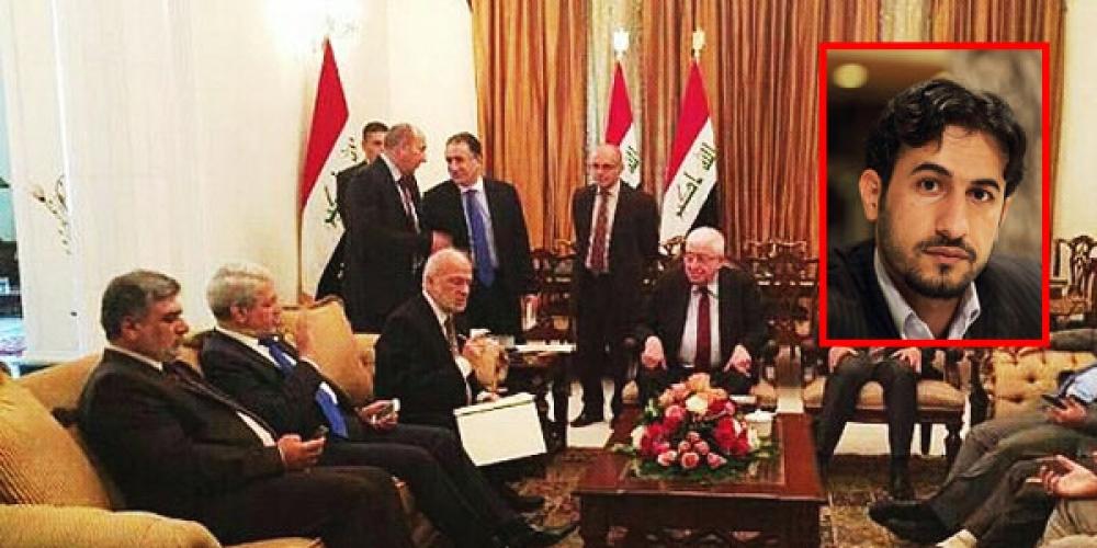 کلید گذار عراق از پیچ تاریخی
