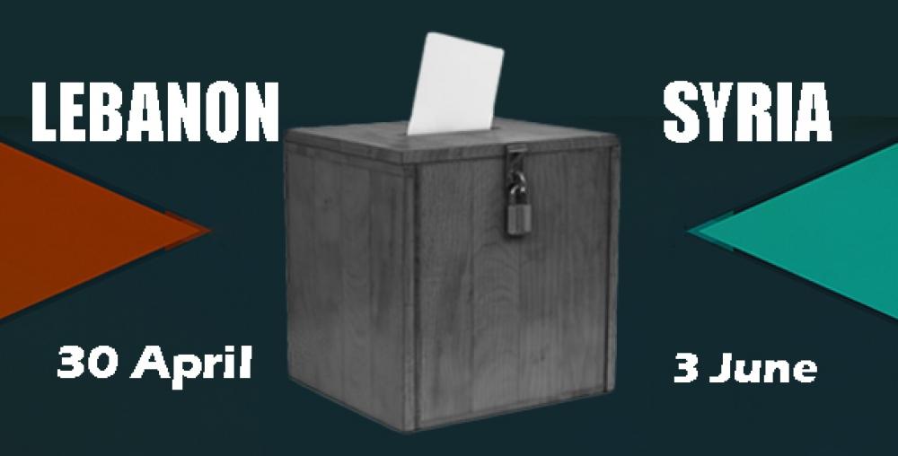 تاثیرگذاری متقابل انتخابات لبنان و سوریه