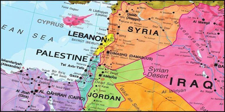 d9ce752361d454057c245a6d830e76f3 XL 768x384 - سناریوی مطلوب رژیم صهیونیستی: سوریه یکپارچه یا تجزیه شده؟