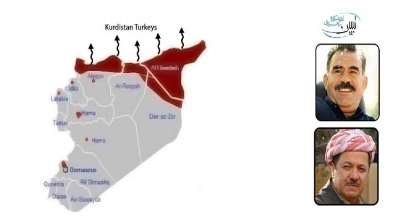 منازعات کردی در سوریه