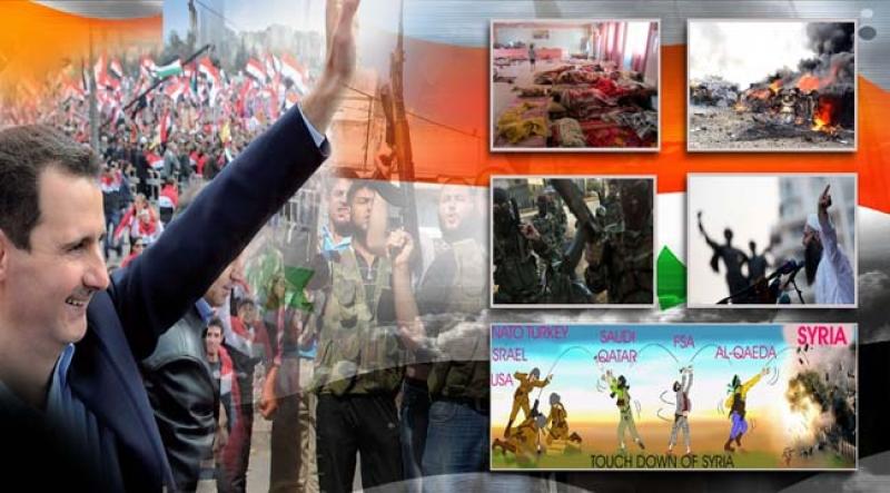 اختلافات مذهبی در سوريه و راههای برونرفت