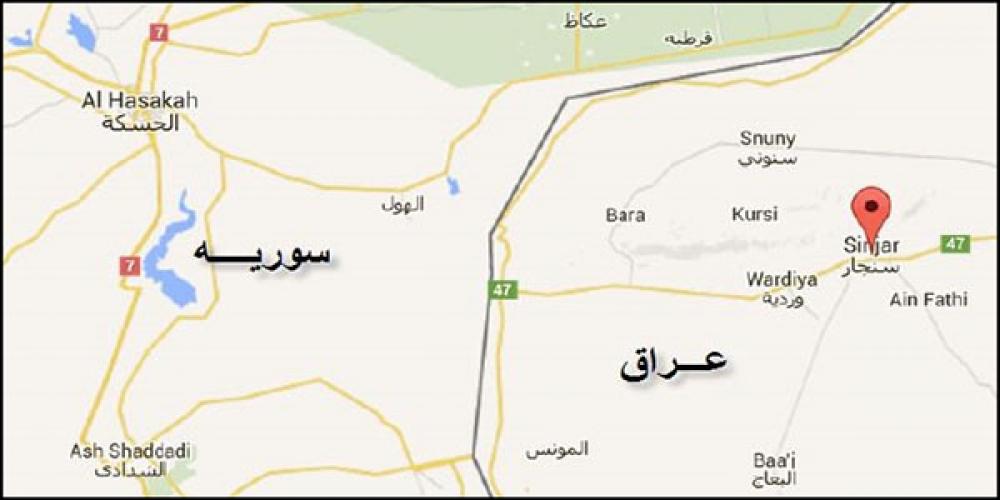 اهداف آمریکا از حضور فعال در آزادسازی سنجار در عراق