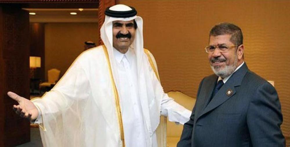 روابط قطر و عربستان با مصر