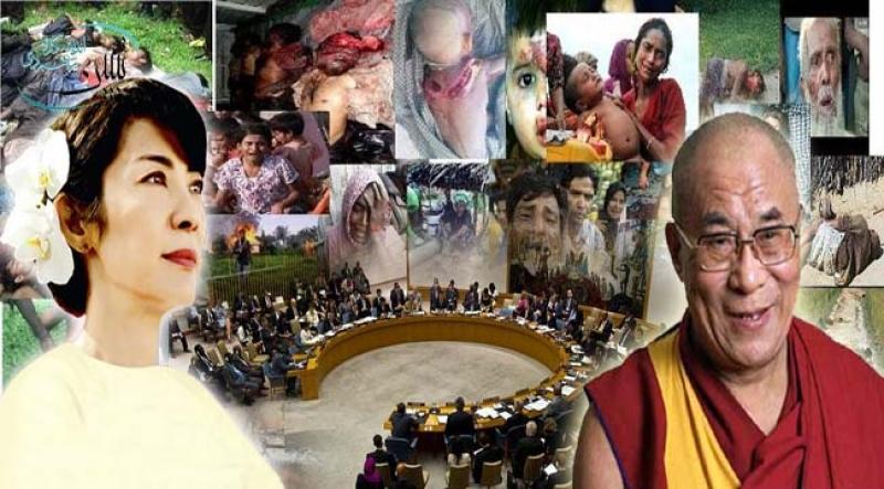 برپایی اولین حکومت بودایی دنیا در میانمار؟!