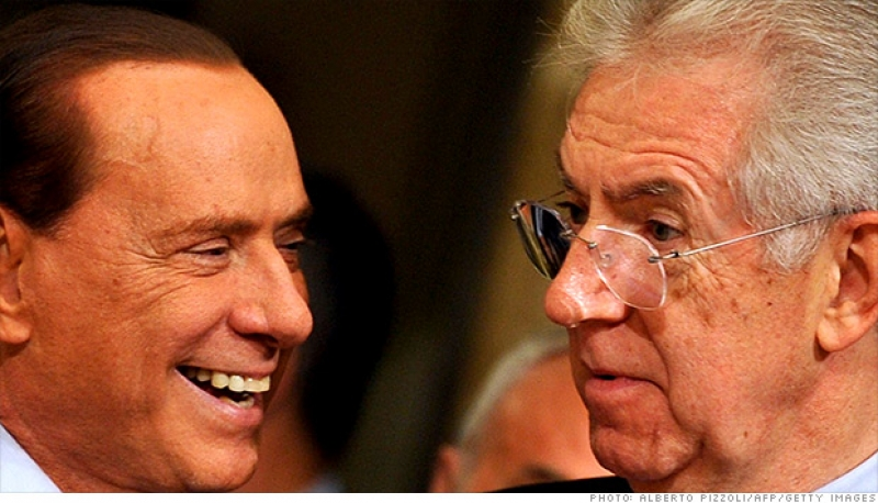 ایتالیا در نزدیکی بن بست سیاسی