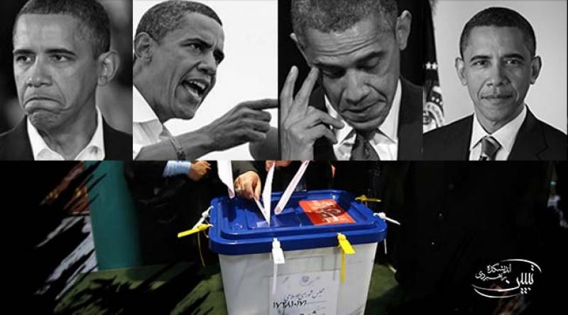 تاثیر انتخابات ریاست جمهوری بر لحن دشمنان