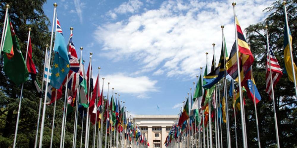 طرح امریکایی برای نظم نوین جهانی