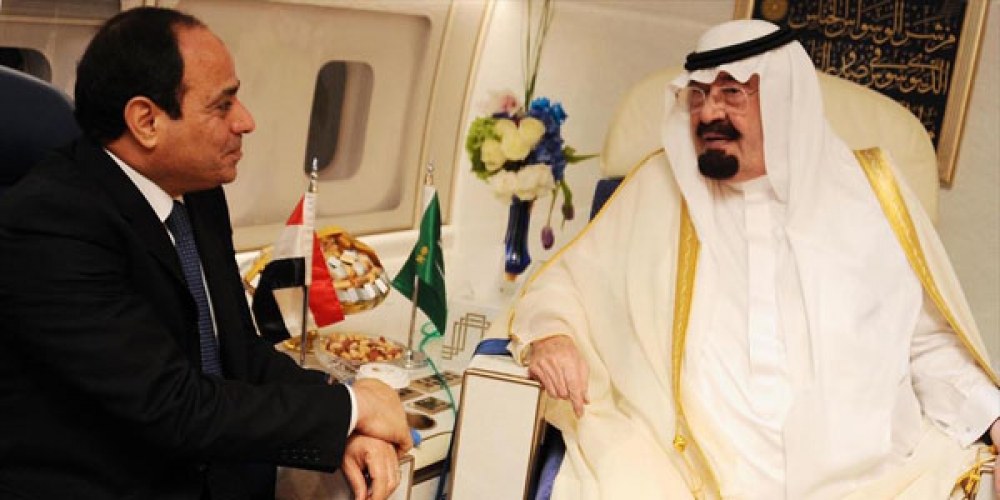 چرا سیسی به عربستان نرفت؟