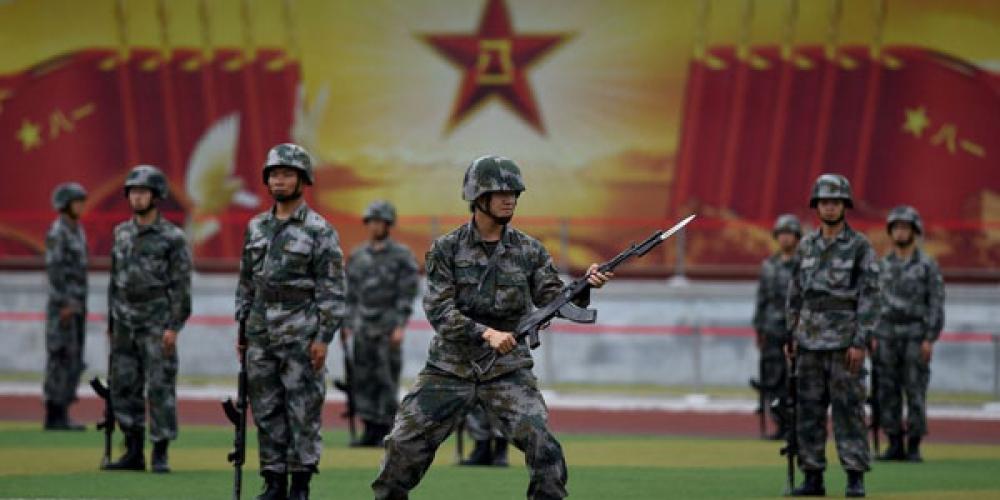 دیپلماسی نظامی جمهوری خلق چین و اهداف آن