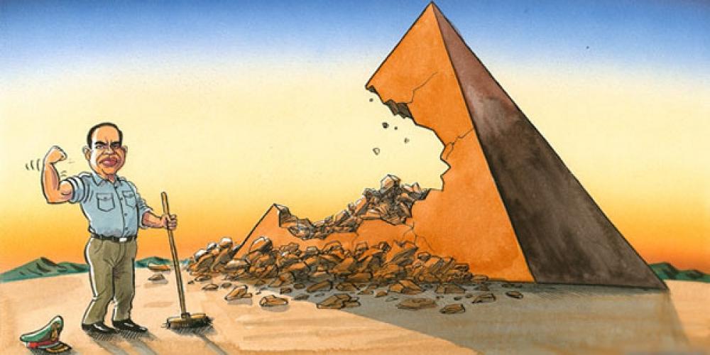 السیسی و چالشهای اقتصادی مصر