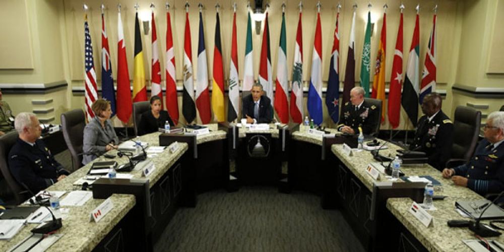 ائتلاف ضد داعش به رهبری آمریکا؛ تهدیدات و فرصتهای آن برای ایران