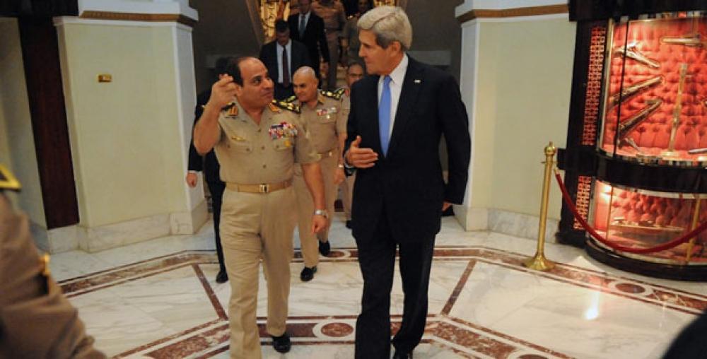 آمریکا و تحولات مصر