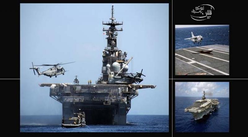 تغییرات بودجه نظامی آمریکا در ادوار مختلف