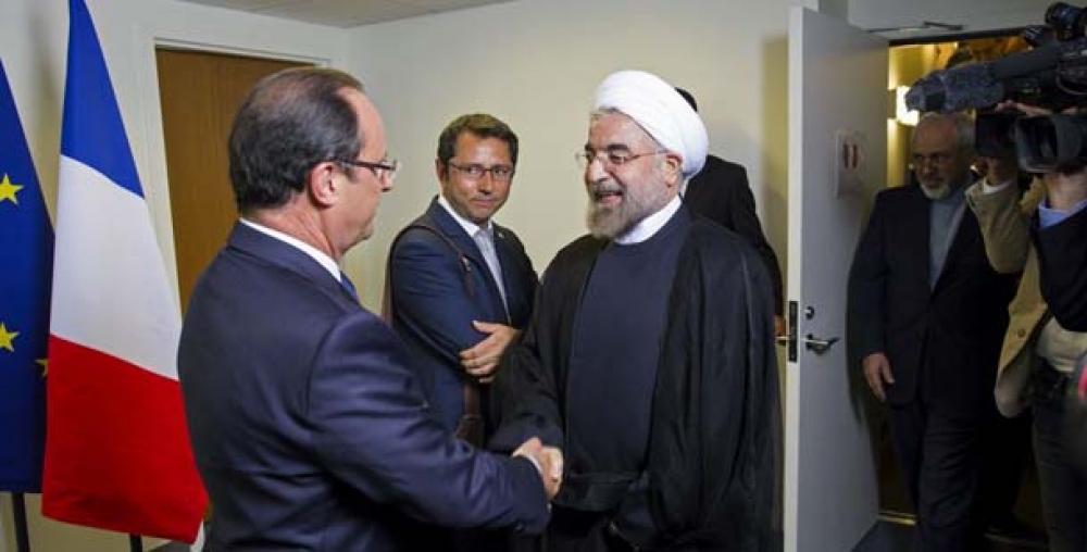 عملکرد فرانسه در مذاکرات هستهای ایران