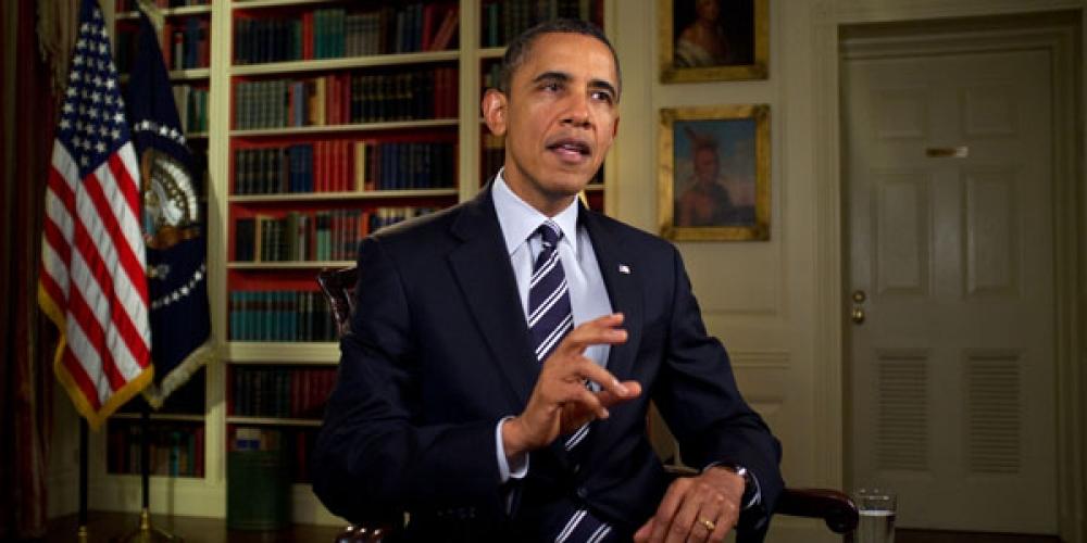 ارزیابی استراتژی اوباما در قبال داعش در عراق