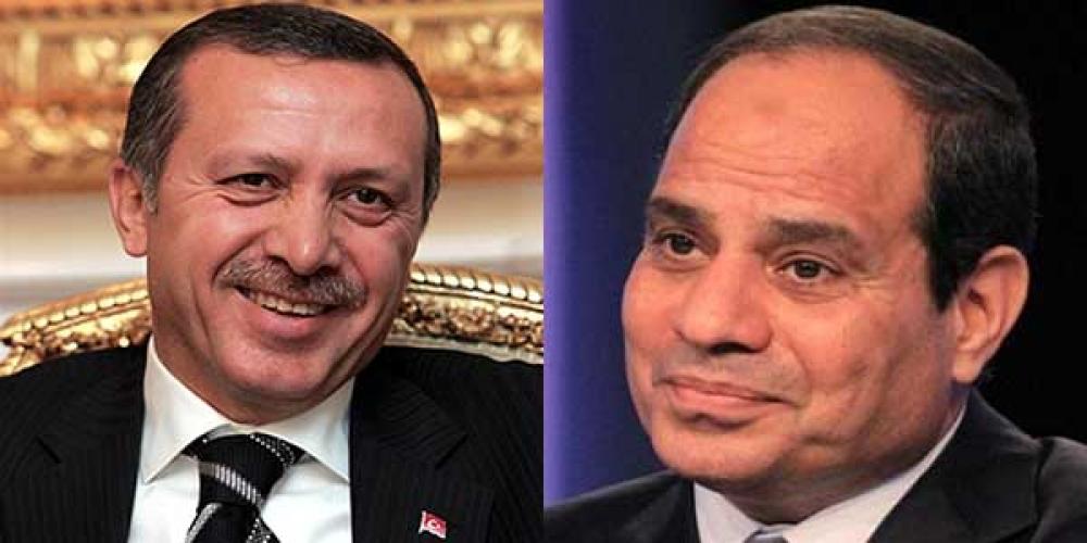 تمایل ترکیه به بهبود روابط با مصر و چشمانداز پیش رو