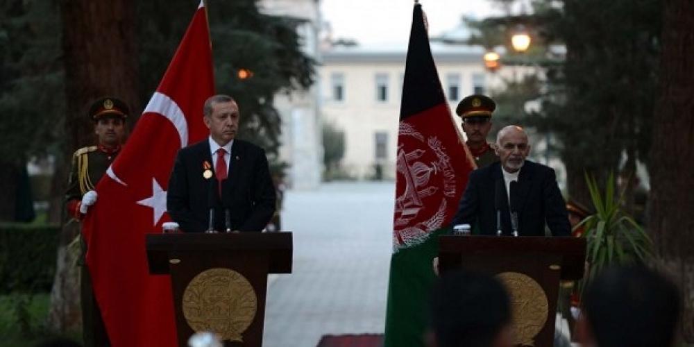 توسعهی همکاری افغانستان- ترکیه در سایهی توافقنامهی همکاری بلندمدت