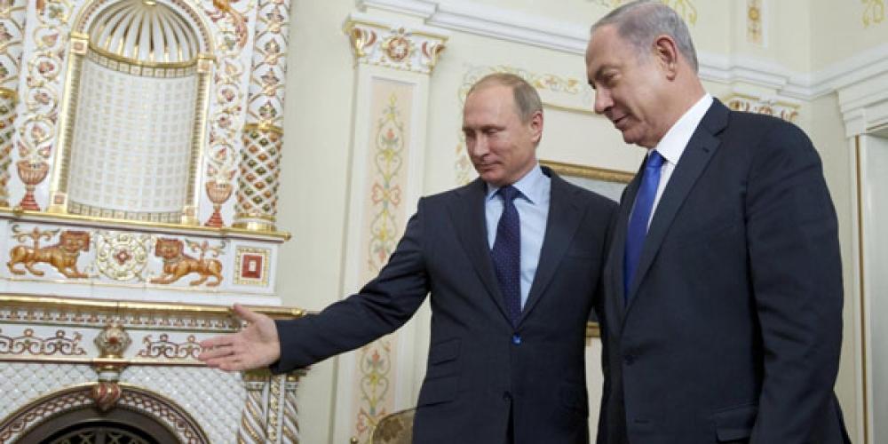 فرصتها و تهدیدهای حضور روسیه در سوریه برای رژیم صهیونیستی