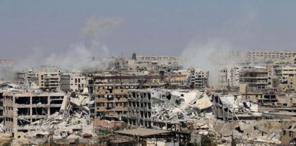 پیامدهای آزادسازی احتمالی شهر حلب بر معادلات داخلی و منطقهای