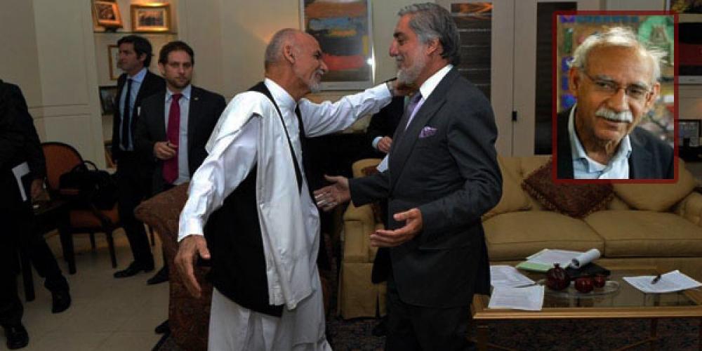 کشوقوسهای پس از انتخابات در افغانستان در گفتگو با پیرمحمد ملازهی