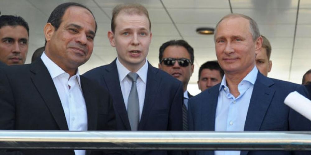 مصر؛ سیاست خارجی؛ روابط غرب و شرق