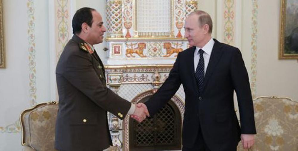 بررسی روابط دوجانبهی مصر و روسیه