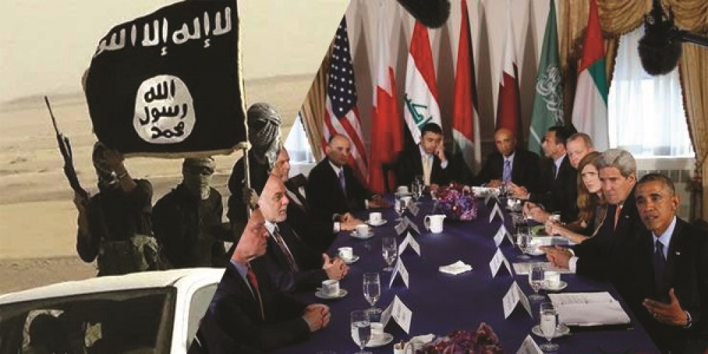 بررسی عملکرد یکساله ائتلاف بینالمللی ضد داعش