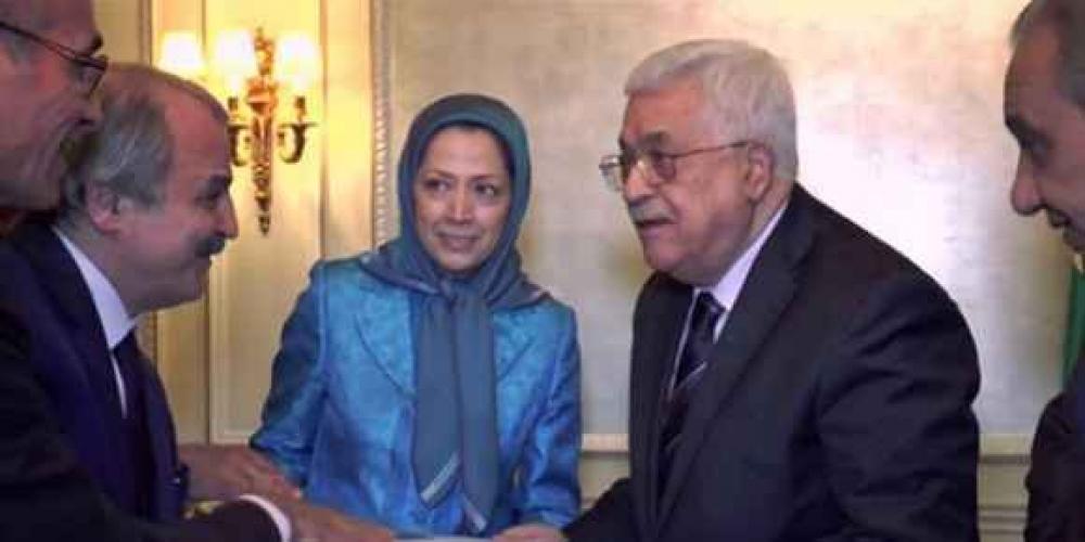 آیا دیدار محمود عباس با منافقین توسط دیگر بازیگران عرب تکرار میشود؟