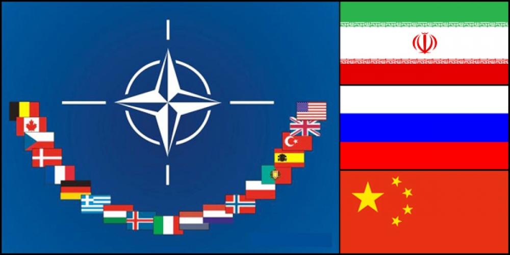 بررسی همگرایی ایران، چین و روسیه برای موازنهسازی در مقابل توسعه ناتو در خلیج فارس
