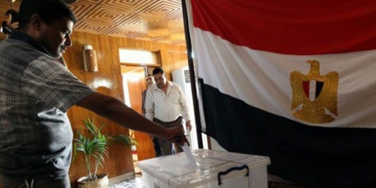 6923b87b33bf5bdc641fc5442582f5a8 XL 768x384 - انتخابات پارلمانی مصر؛ از بازی سیاسی السیسی تا تحریم احزاب