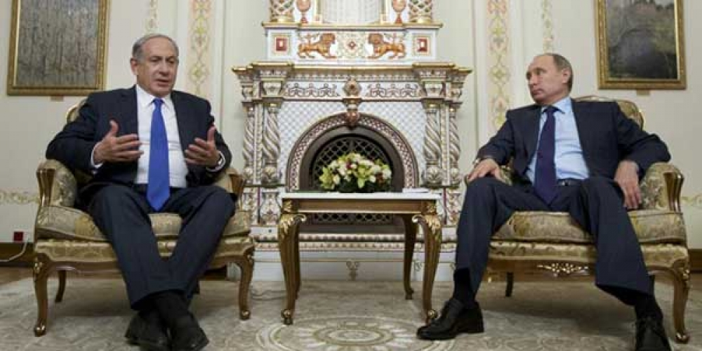 بررسی انگیزههای واسطهگری پوتین میان رژیم صهیونیستی و تشکیلات خودگردان فلسطین