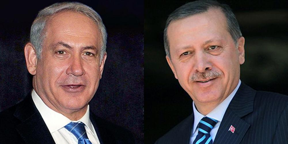 نقش عامل کُردی در همگرایی ترکیه و رژیم صهیونیستی