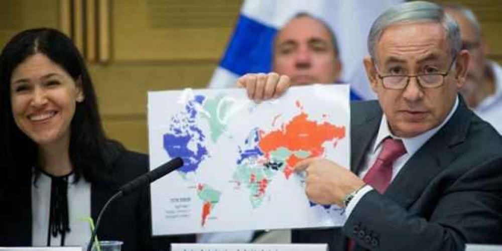 بررسی دادهنمای ارائه شده از سوی نتانیاهو در کنست رژیم صهیونیستی