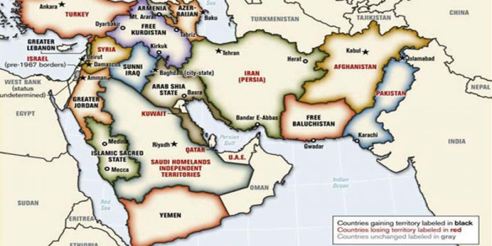 آمریکا و طرح دولت- ملتسازی در غرب آسیا و آفریقا