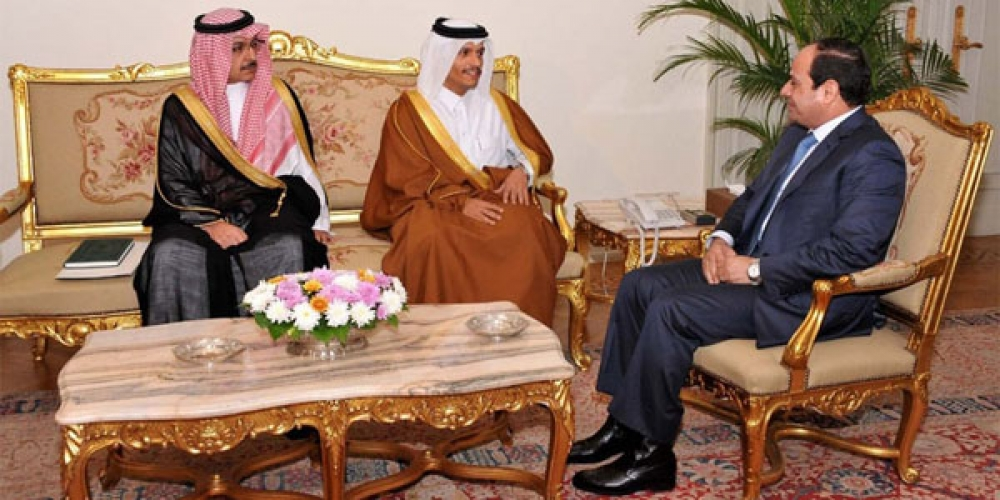 عادیسازی روابط مصر و قطر؛ علل و پیامدها