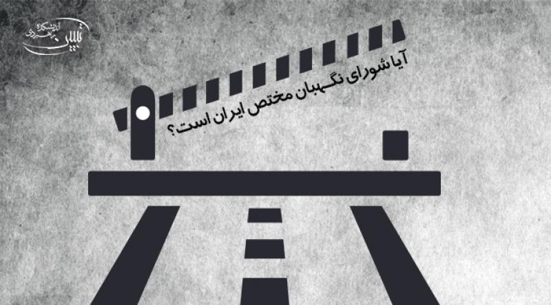 8ee107fb8e11fa27c5eb0c84c03d7dff XL - آیا شورای نگهبان مختص ایران است؟