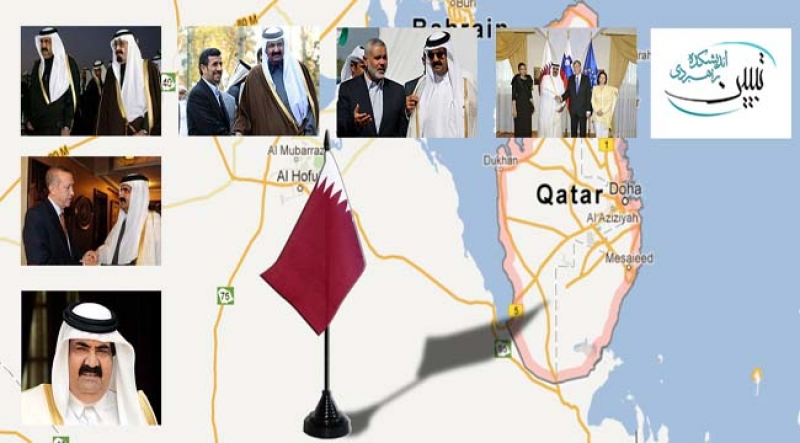 بررسی راهبردهای حکومت قطر