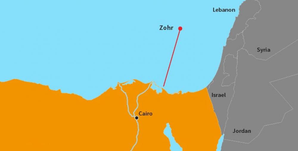 کشف میدان گازی جدید در مصر و تأثیر آن بر رژیم صهیونیستی