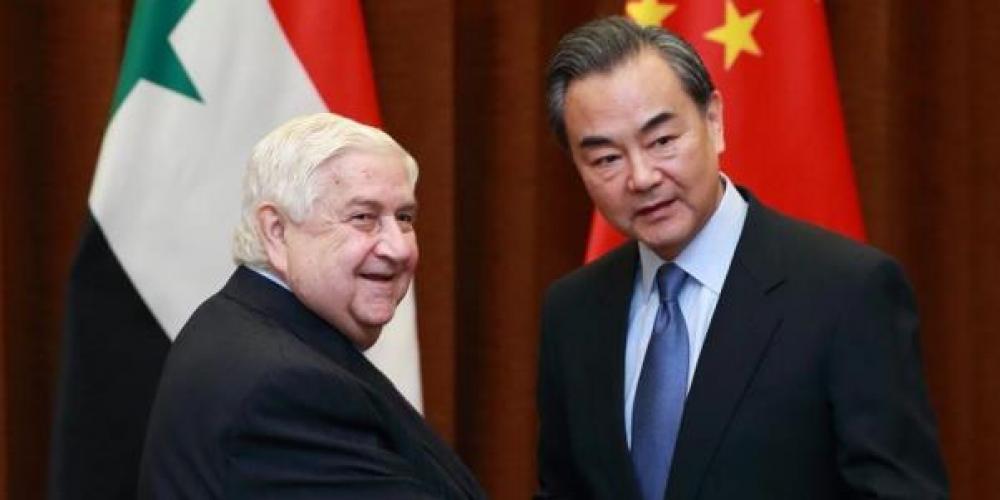 پیامدهای ورود چین به بحران سوریه