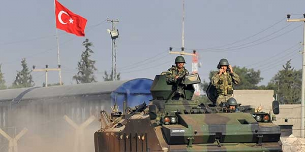 واکاوی عدم مشارکت فتح الشام در عملیات سپر فرات ترکیه در خاک سوریه